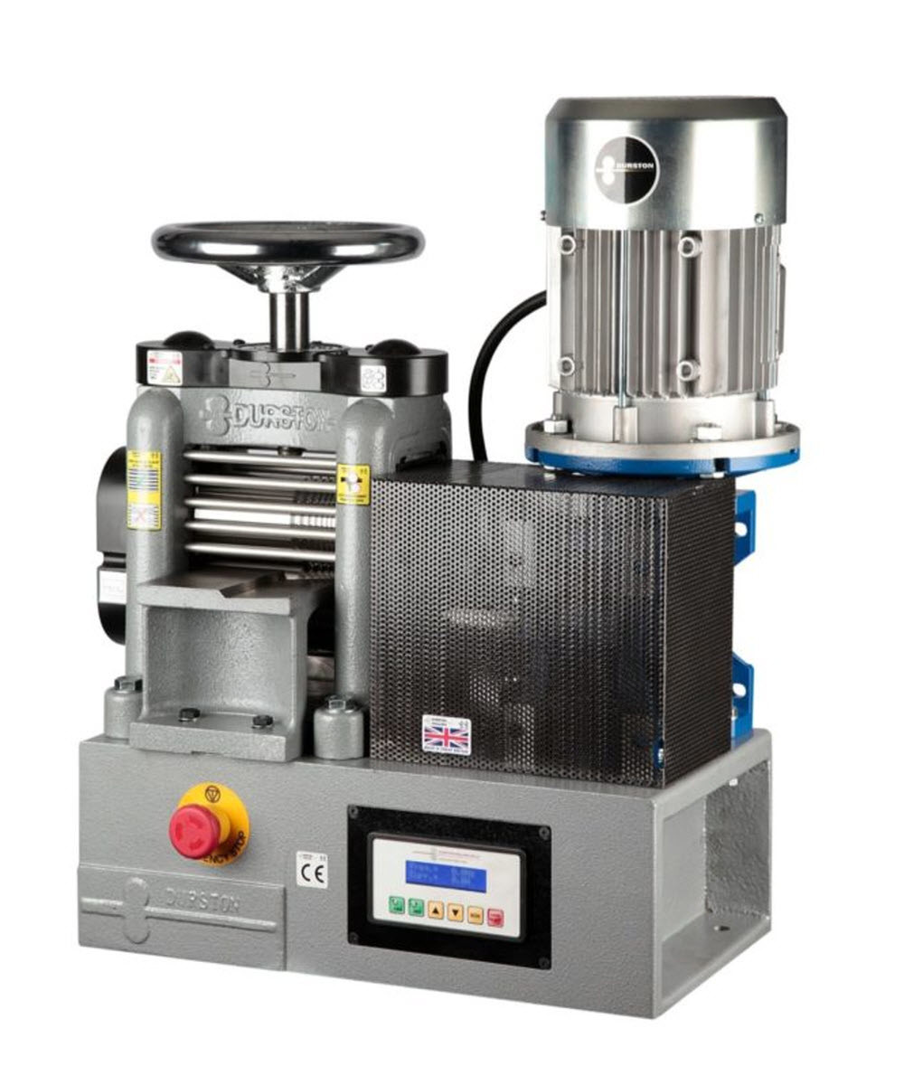 DRM 130mm Combination Powered Rolling Mill