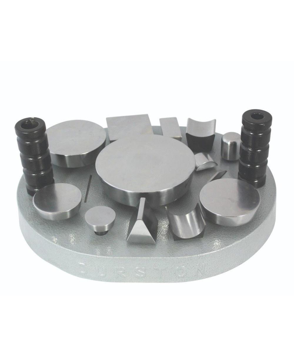 Flat anvil 70x70