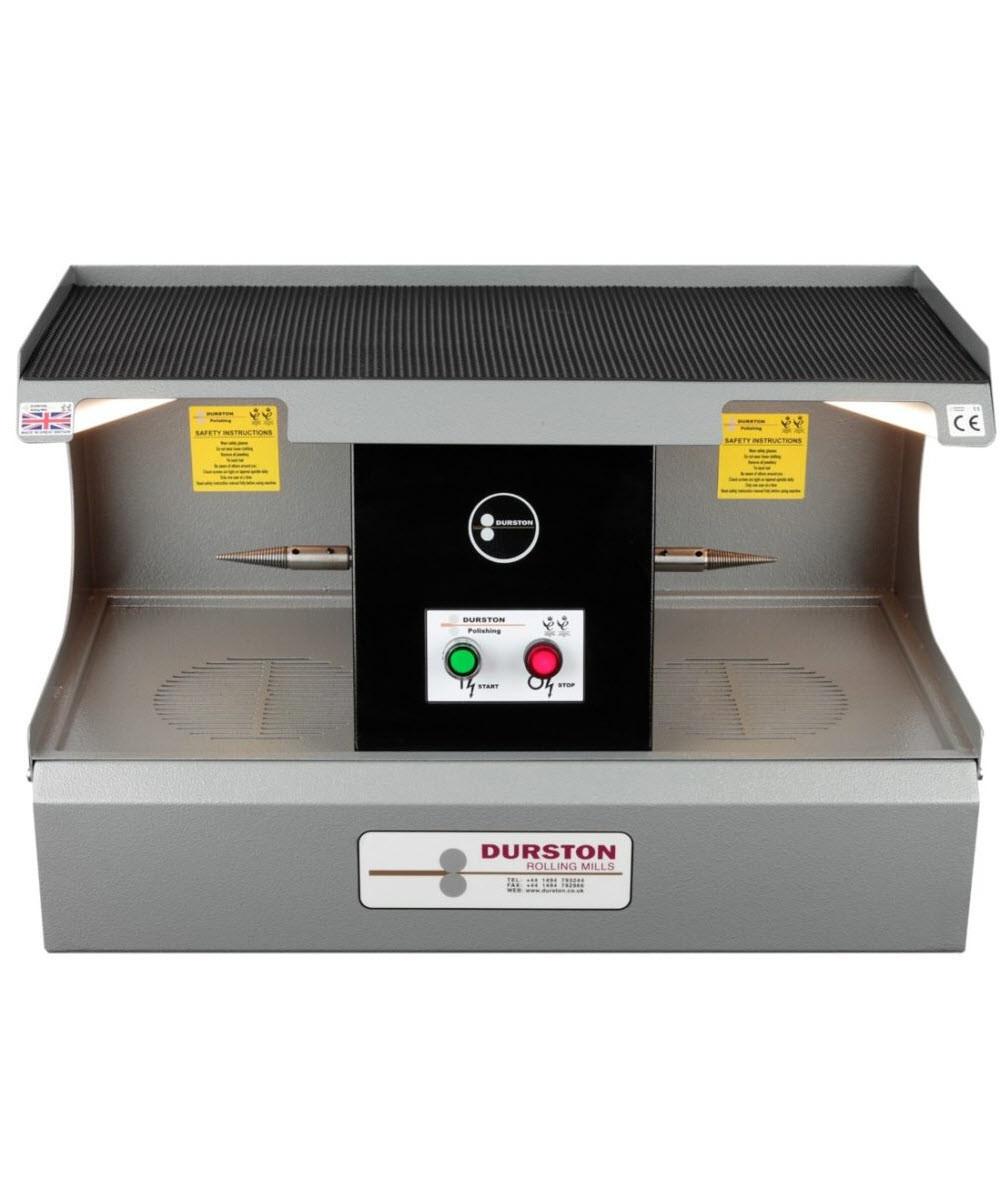 Double Euro Style Polishing Machine Durston Tools