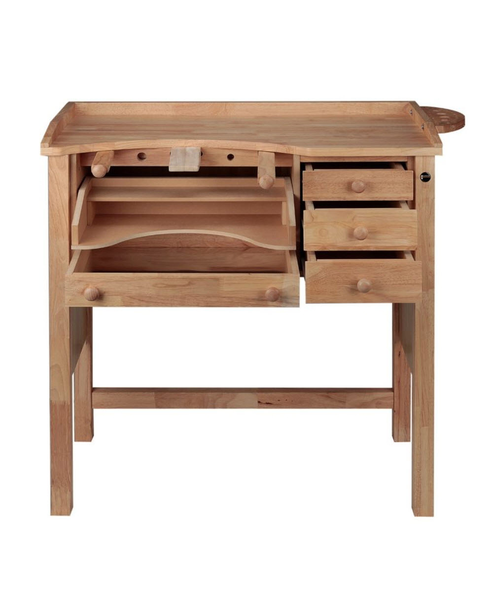 Professional Jeweller S Wooden Workbench Durston Tools
