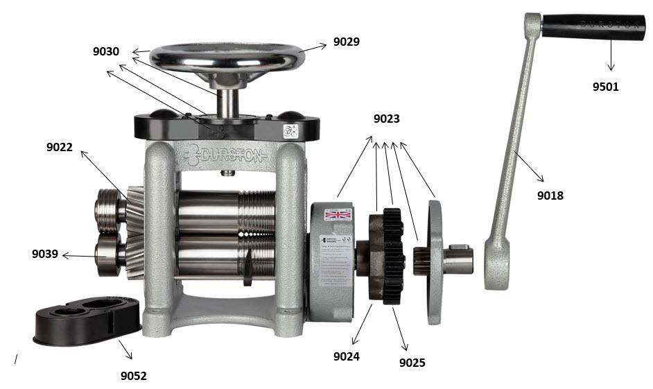 Spares Amp Parts Durston Tools